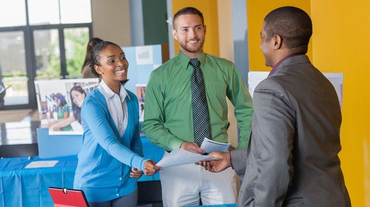 Career fair tips