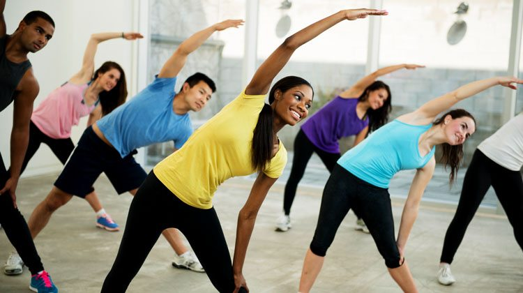 Unique student jobs - Fitness class instructor